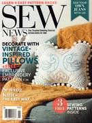 Sew News Magazine 10/1/2016