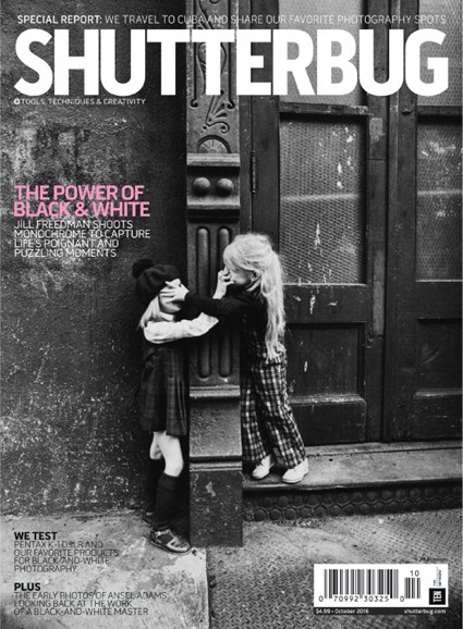 Shutterbug Cover - 10/1/2016