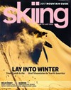Skiing | 10/1/2016 Cover