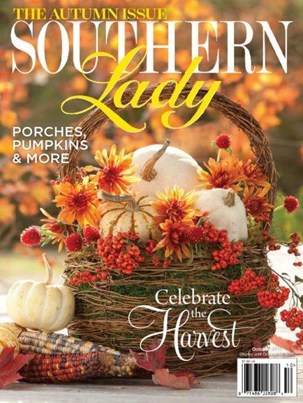 Southern Lady Cover - 10/1/2016