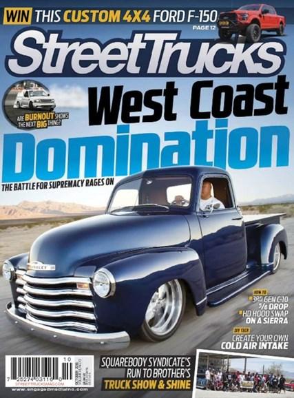 Street Trucks Cover - 10/1/2016