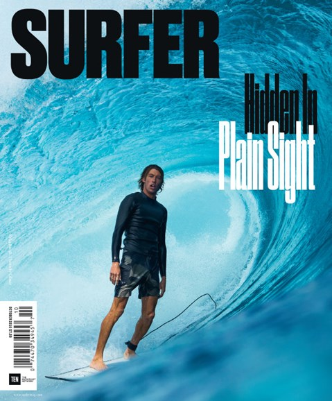 Surfer Cover - 10/1/2016