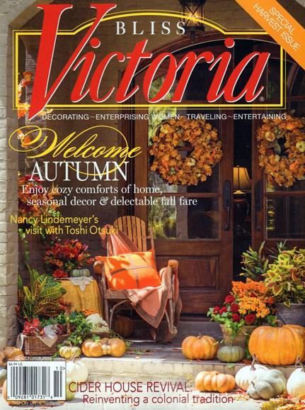 Victoria Cover - 10/1/2016