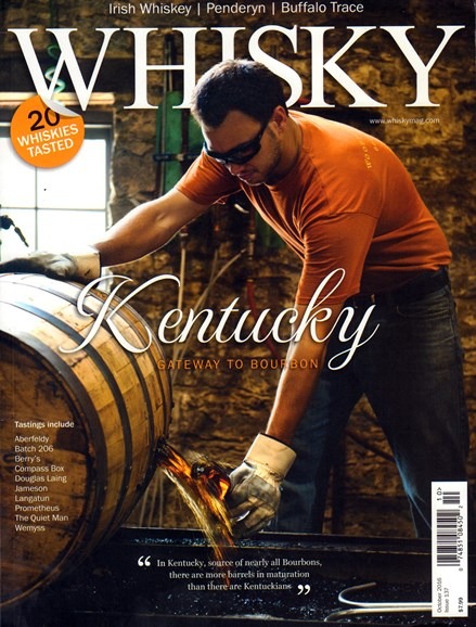 Whisky Cover - 10/1/2016