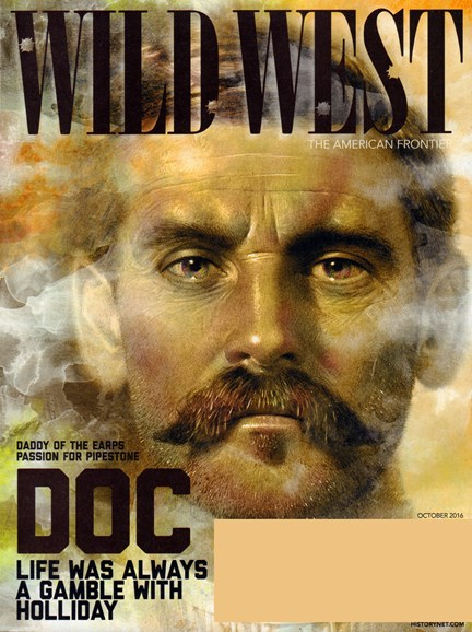 Wild West Cover - 10/1/2016