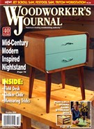 Woodworker's Journal Magazine 10/1/2016