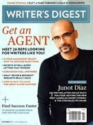 Writer's Digest Magazine 10/1/2016