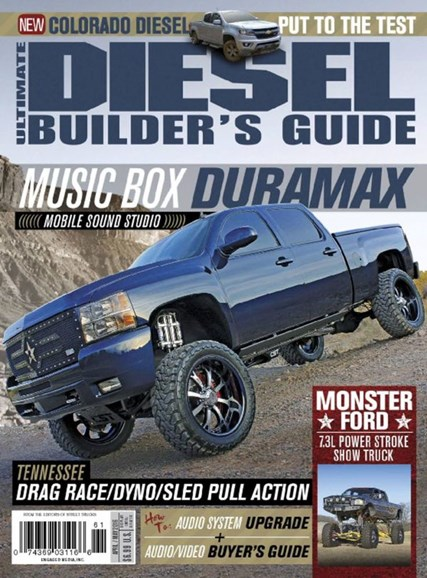 Ultimate Diesel Builder's Guide Cover - 4/1/2016