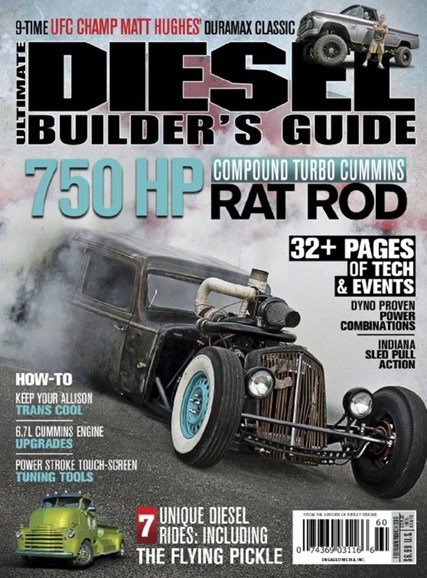Ultimate Diesel Builder's Guide Cover - 2/1/2016