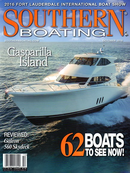 Southern Boating Cover - 10/1/2016