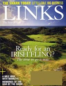 Links Golf Magazine 9/1/2016