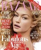 Harper's Bazaar Magazine 10/1/2016