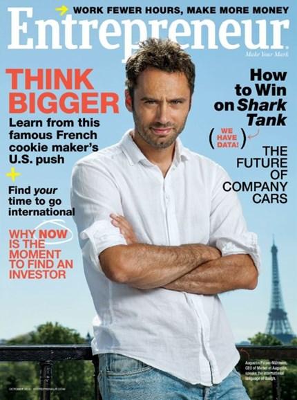 Entrepreneur Cover - 10/1/2016