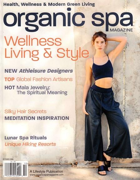 Organic Spa Cover - 10/1/2016