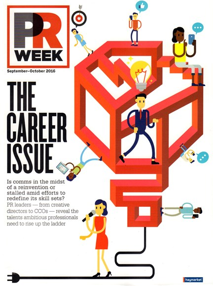 PRWeek Cover - 9/1/2016