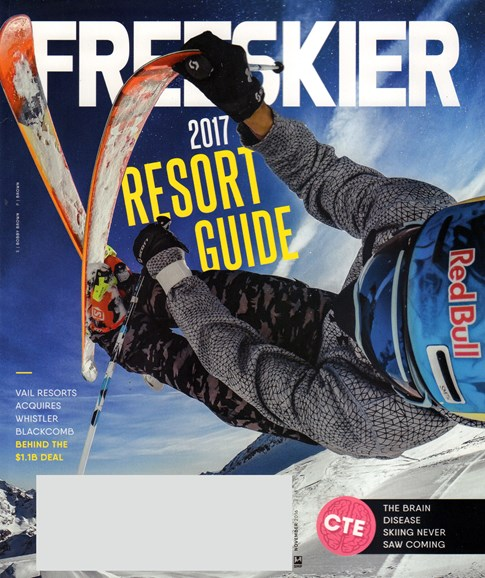 Freeskier Cover - 11/1/2016