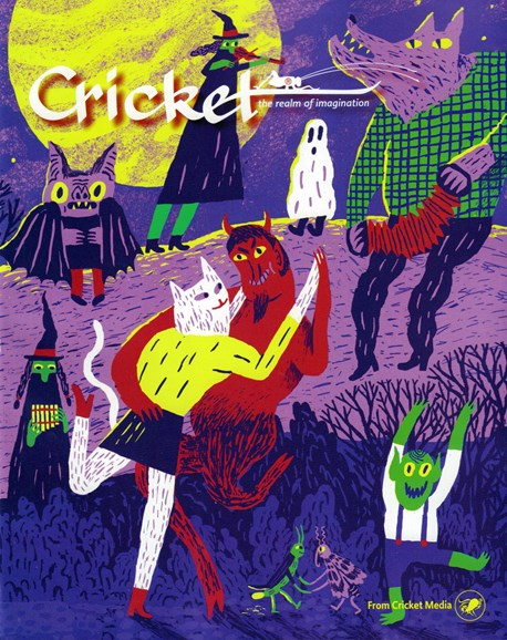 Cricket Cover - 10/1/2016