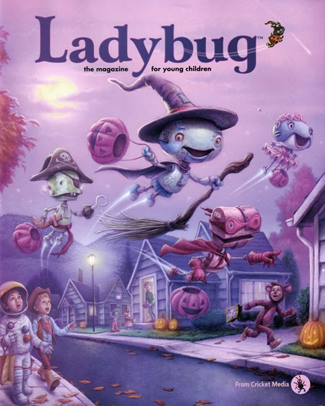 Ladybug Cover - 10/1/2016