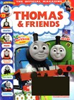 Thomas & Friends Magazine | 11/1/2016 Cover
