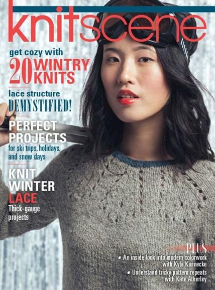 Knitscene Cover - 12/1/2016