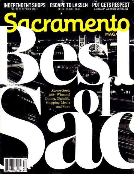 Sacramento Cover - 10/1/2016