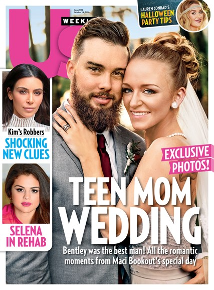 Us Weekly Cover - 10/24/2016
