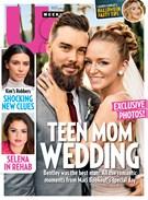 Us Weekly Magazine 10/24/2016