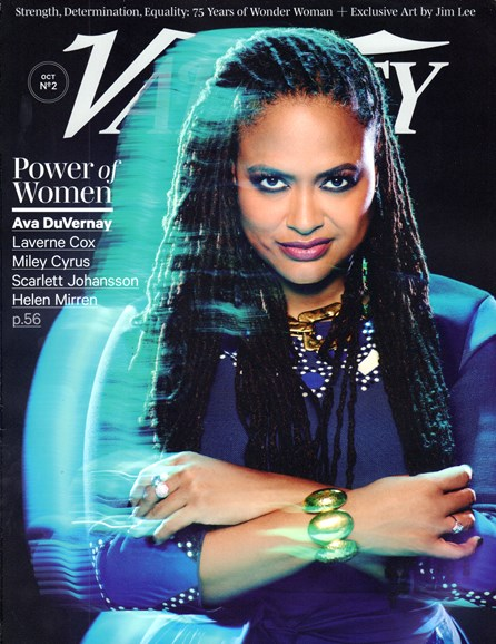 Variety Cover - 10/10/2016