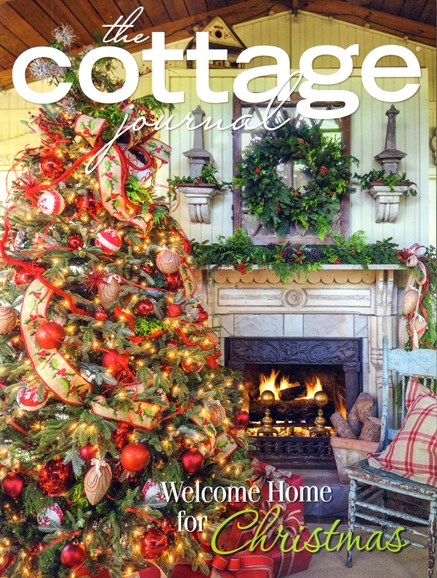 The Cottage Journal Cover - 12/1/2016