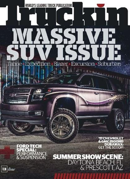 Truckin' Cover - 11/3/2016