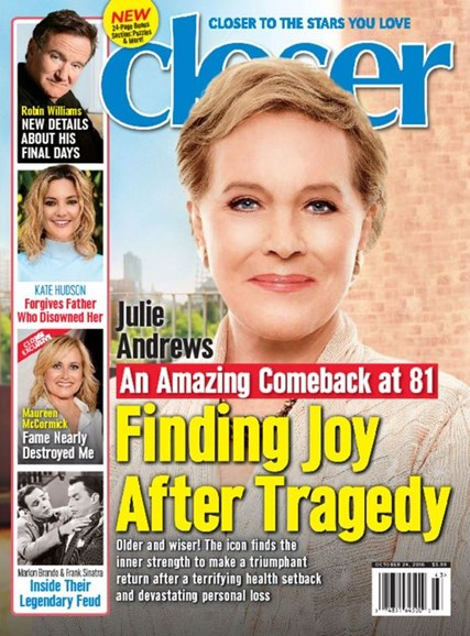 Closer Cover - 10/24/2016