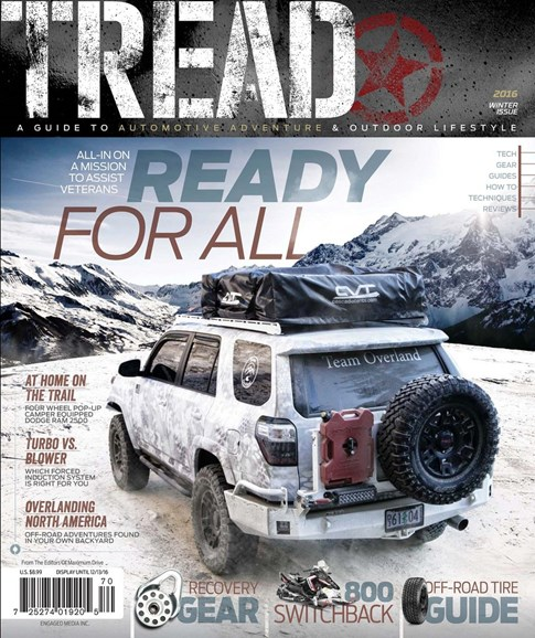 Tread Cover - 12/1/2016