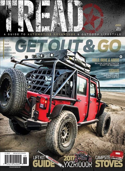 Tread Cover - 9/1/2016