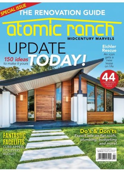 Atomic Ranch Cover - 6/1/2016