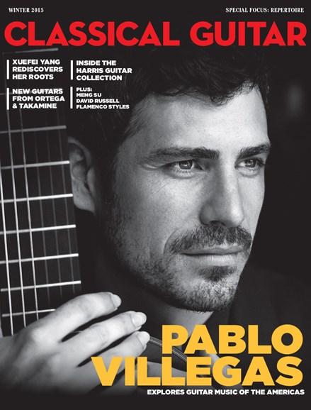 Classical Guitar Cover - 12/1/2015