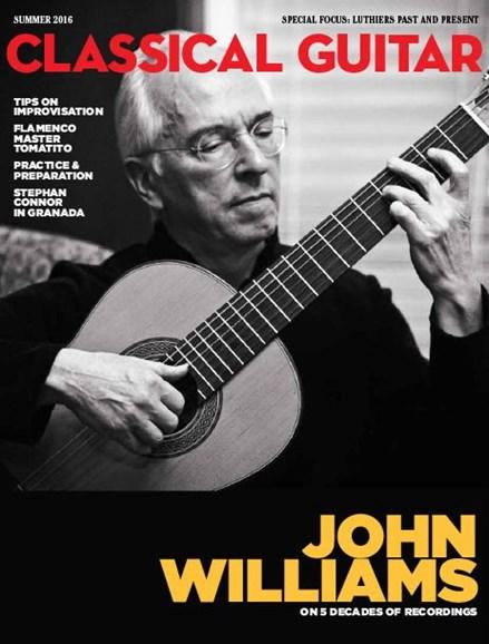 Classical Guitar Cover - 6/1/2016