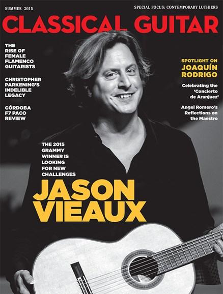 Classical Guitar Cover - 6/1/2015