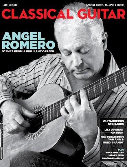 Classical Guitar Cover - 3/1/2016