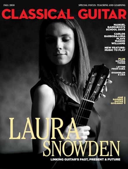 Classical Guitar Cover - 9/1/2016