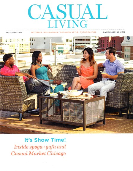 Casual Living Cover - 10/1/2016