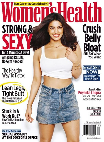 Women's Health Cover - 11/1/2016