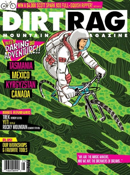 Dirt Rag Cover - 12/15/2016