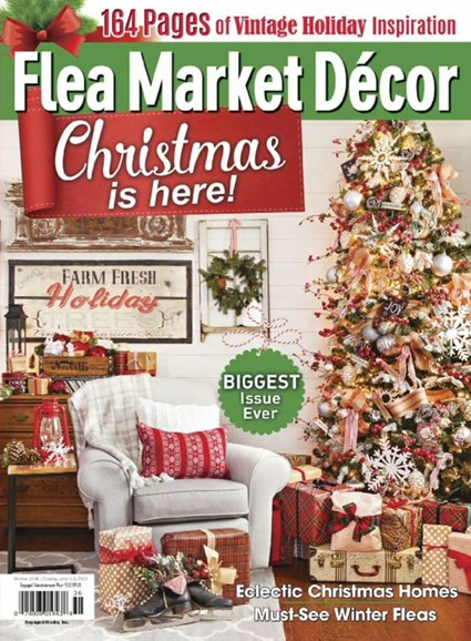 Flea Market Décor Cover - 12/1/2016