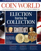Coin World Monthly 11/1/2016