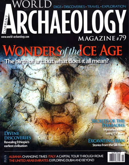 Current World Archaeology Cover - 10/1/2016