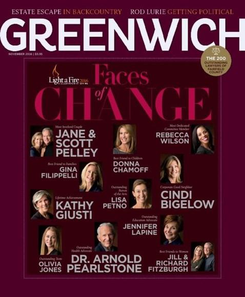 Greenwich Cover - 11/1/2016