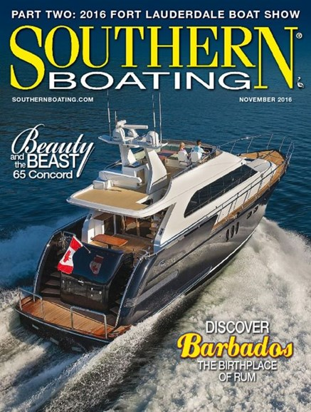 Southern Boating Cover - 11/1/2016