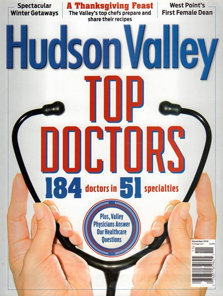 Hudson Valley Cover - 11/1/2016