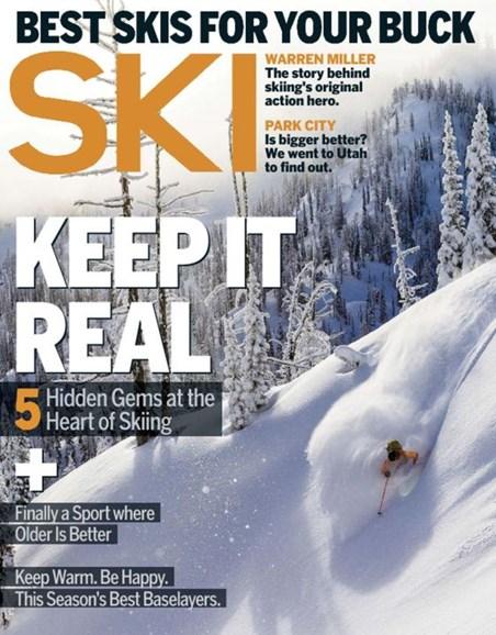 Ski Cover - 11/1/2016