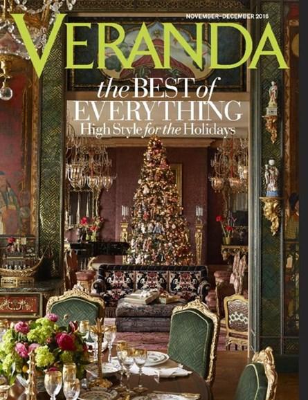 Veranda Cover - 11/1/2016